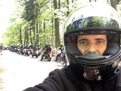 III Świętokrzyskie Rozpoczęcie Sezonu Motocyklowego - Święty Krzyż