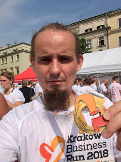 Kraków Business Run 2018