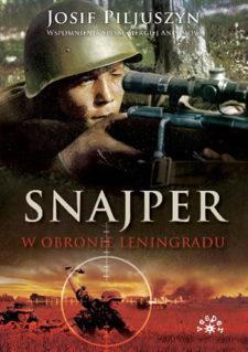Snajper w obronie Leningradu - Josif Piljuszyn