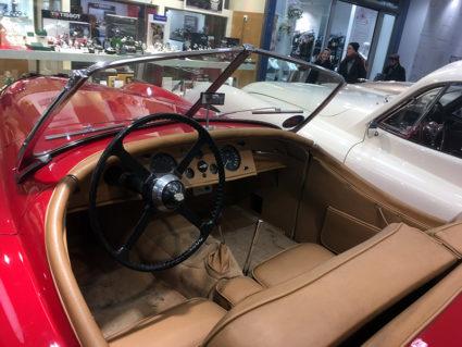 Motolegenda - wystawa Jaguarów