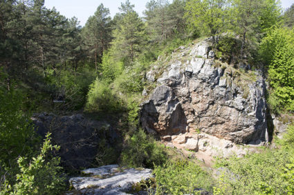 Kamieniołom Szczerba na Górze Zelejowej