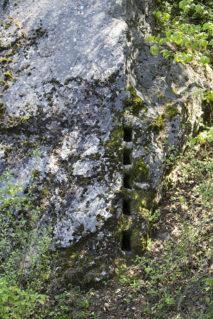 Ślady dawnych technik górniczych na Górze Zelejowej