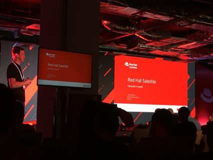 Red Hat Forum Warszawa