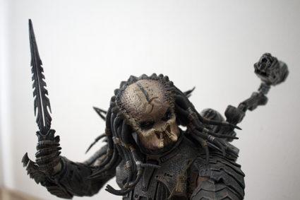 """Scar Predator 12"""" – Alien VS. Predator – McFarlane"""