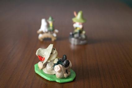 Figurka Włóczykija wykonana na zamówienie
