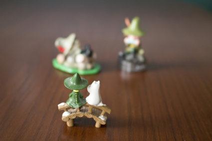 Figurka Włóczykija z AliExpress