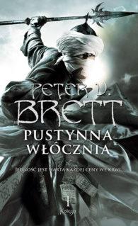 Cykl Demoniczny - Peter V. Brett - Pustynna włócznia