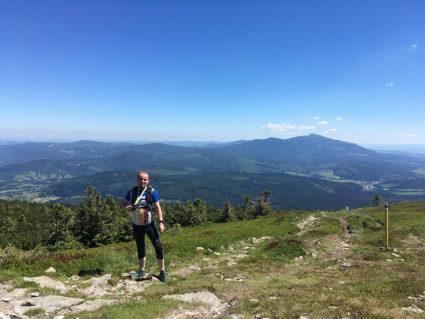 20 Bieg na szczyt Pilska