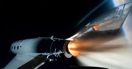 Virging Galactic w kosmosie i początek kosmicznej turystyki
